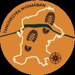 Tanúhegyek nyomában Logo